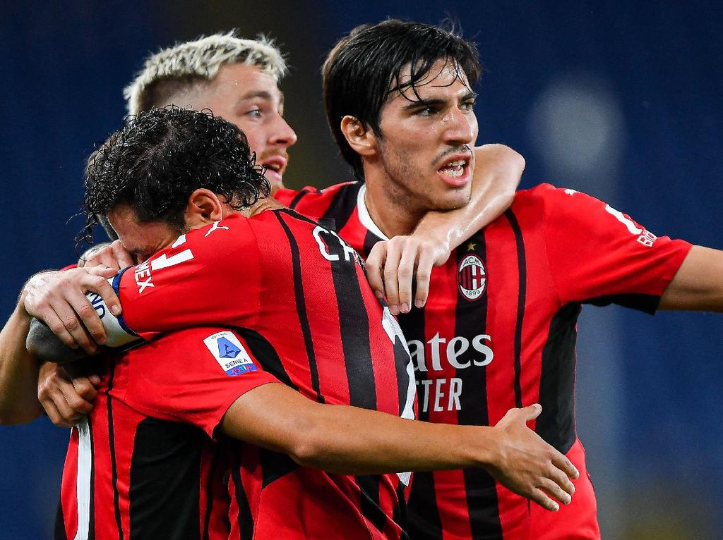 Sampdoria Vs AC Milan: Brahim Diaz Menangkan Rossoneri 1-0