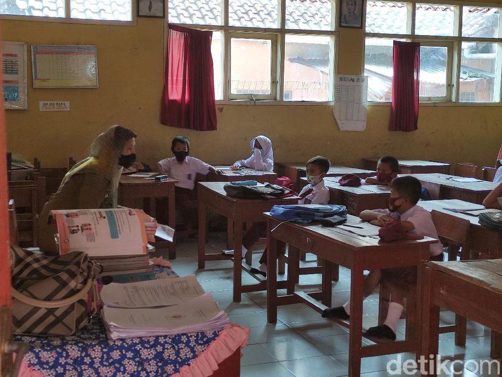 Cianjur PPKM Level 4, Akankah Sekolah Tatap Muka Dilanjutkan?