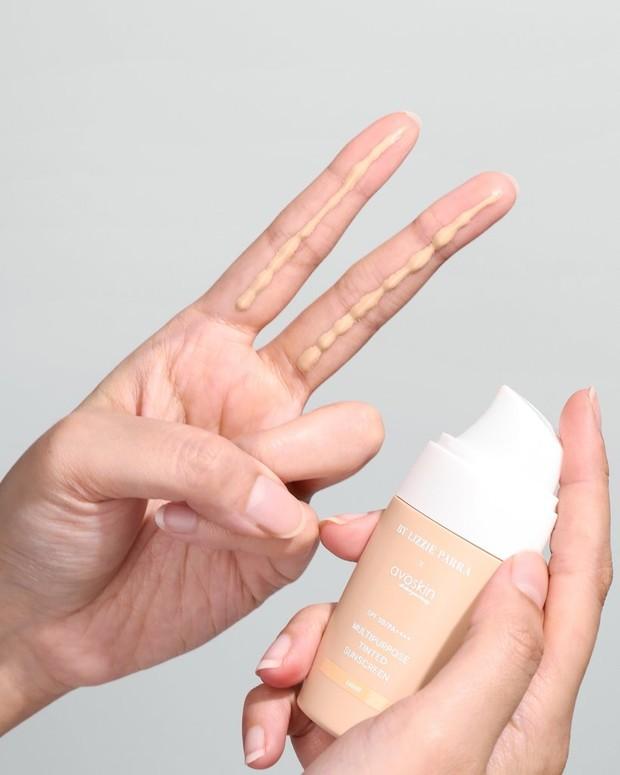BLP X Avoskin Multipurpose Tinted Sunscreen / foto : blpbeauty.com