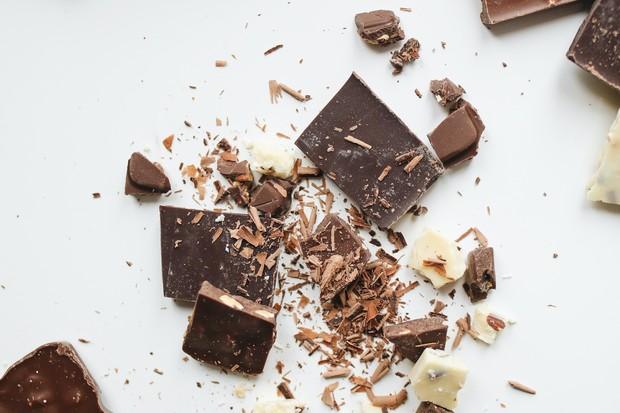 Cokelat Hitam/Foto: Pexels/Polina Tankilevitch