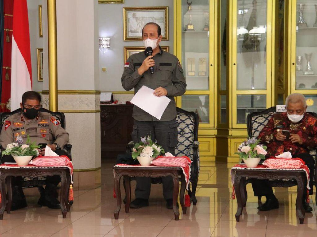 BNPT Sebut Jatim Pilot Project Khusus Eks Napiter