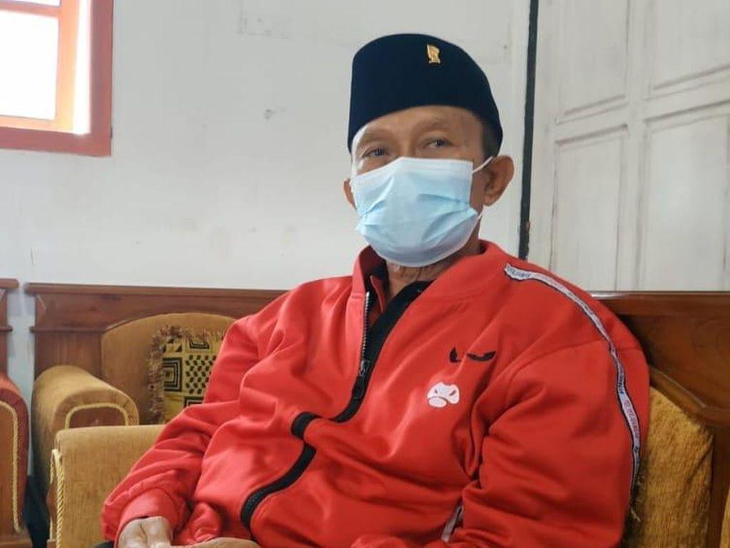 Absen Paripurna DPRD, Fraksi PDIP Pacitan Fokus Kasus Vandalisme Bertuliskan PKI