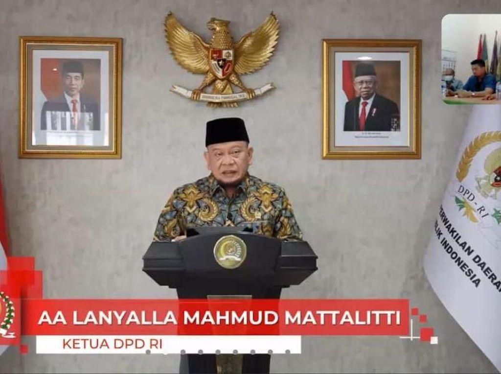 Ketua DPD Usul RI Harus Punya Roadmap Ketahanan Ekonomi