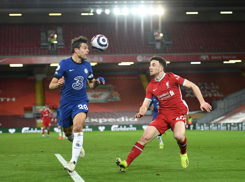 Liverpool Vs Chelsea: Tes untuk Calon Juara The Blues