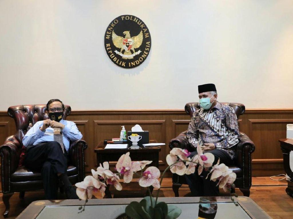 Ingin Dana Otsus Berlanjut, Gubernur Aceh: Proses Integrasi Belum Selesai