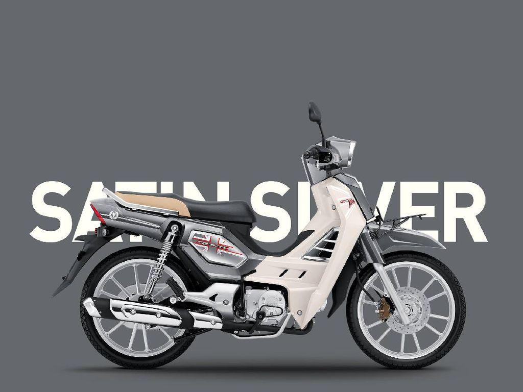 Lebih Murah dari Honda Super Cub, Bebek Retro Thailand Ini Dijual Rp 17 Jutaan