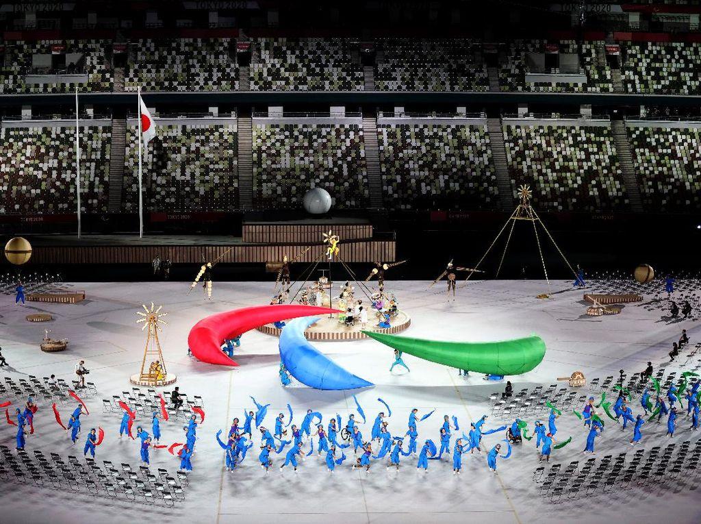 Indonesia Raih Pencapaian Terbaik di Paralimpiade Tokyo 2020