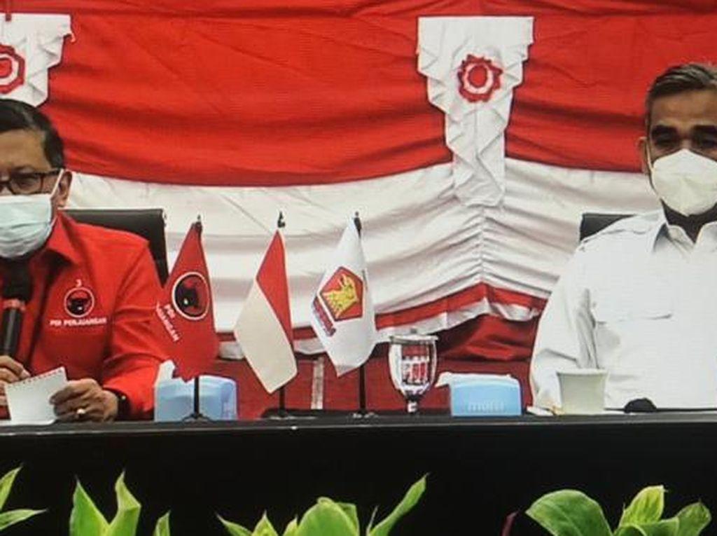 Apa Deal Politik Pertemuan PDIP dan Gerindra?