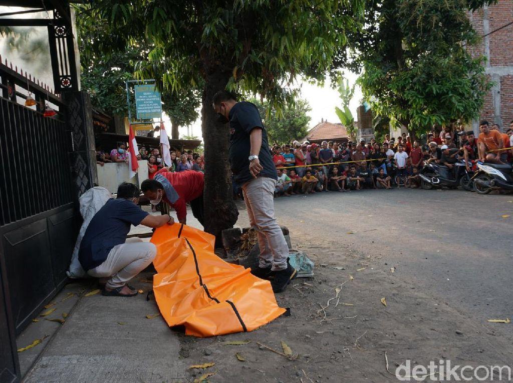 Karyawan Warung Sate di Mojokerto Tewas Karena Tusukan Tembus Jantung