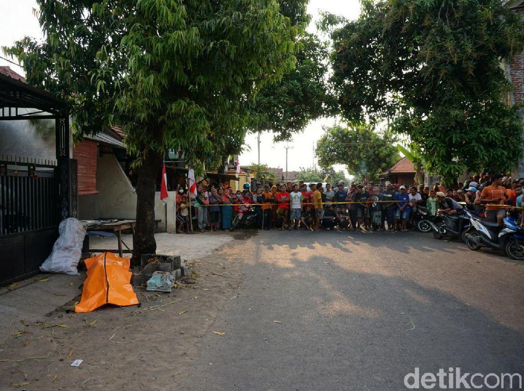 Sebelum Tewas Ditusuk, Karyawan Warung Sate di Mojokerto Sempat Telepon Camer