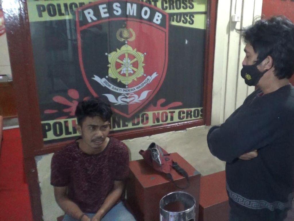 PerampokHendak Perkosa Mahasiswi di Makassar Sempat Cekik Korban