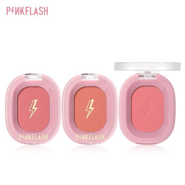 Pinkflash Oh My Honey Blush On Powder / foto : shopee.co.id