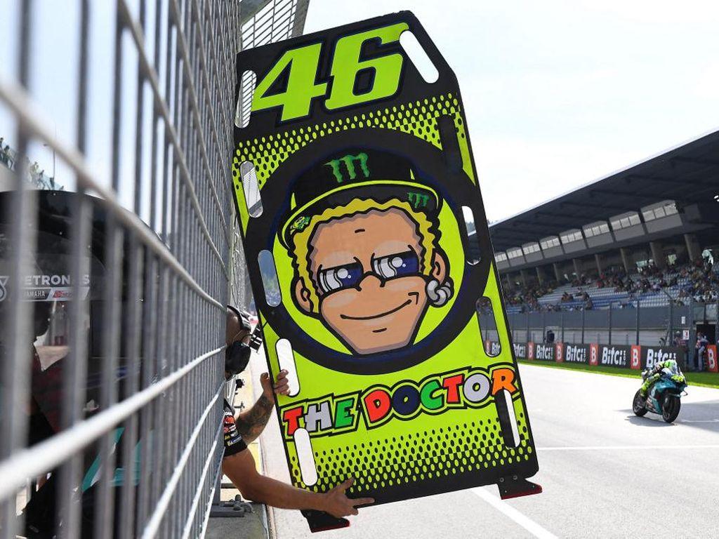 Valentino Rossi tentang Balapan Terakhirnya di MotoGP