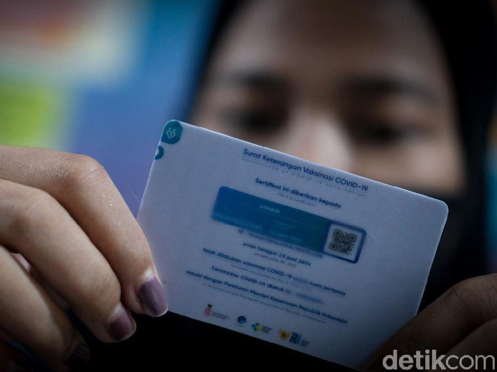 Penderita Komorbid yang Tak Bisa Divaksin Wajib Sertakan Surat Dokter