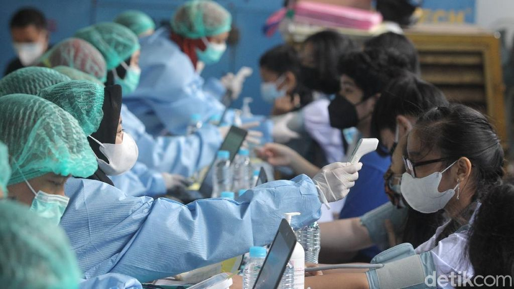 Vaksinasi Pelajar Kota Yogya Dikebut Menuju Sekolah Tatap Muka