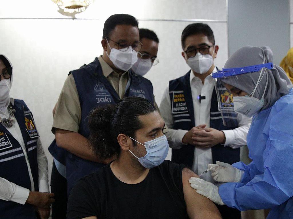 Anies Siapkan Vaksin Corona untuk Pengungsi WNA di Jakarta