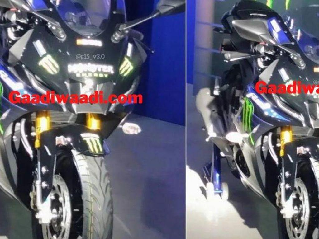 Bocor! Ini Penampakan Calon Yamaha R15 Terbaru
