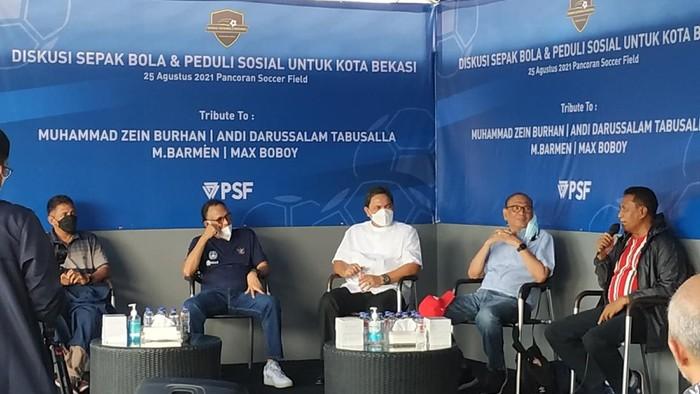 Diskusi Sepakbola Indonesia