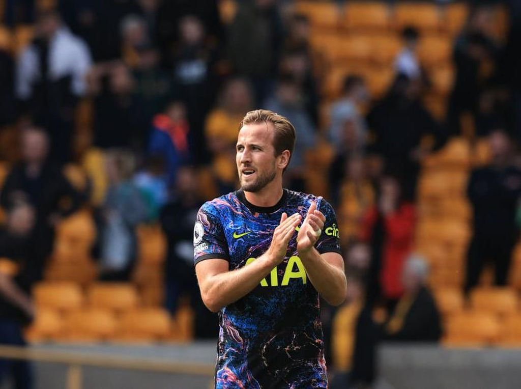 Kane Bertahan di Tottenham, Man City Bukan Kandidat Juara
