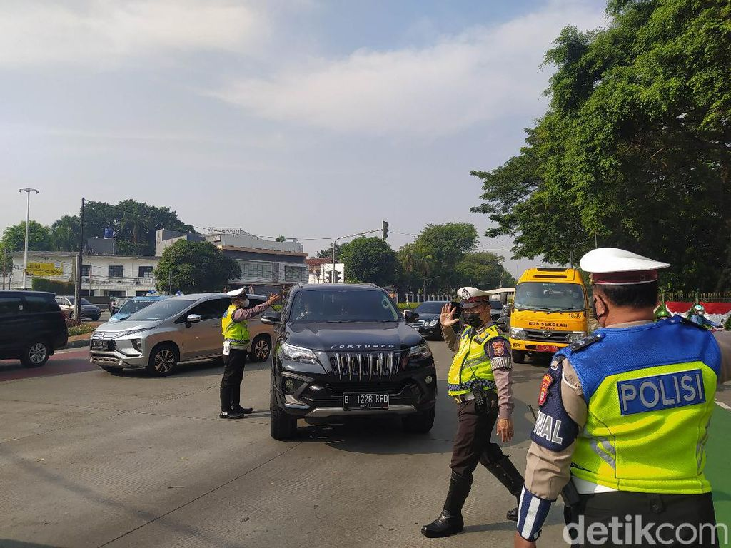 Jalur Ganjil Genap PPKM di Jakarta Terbaru, Jangan Salah Ya!