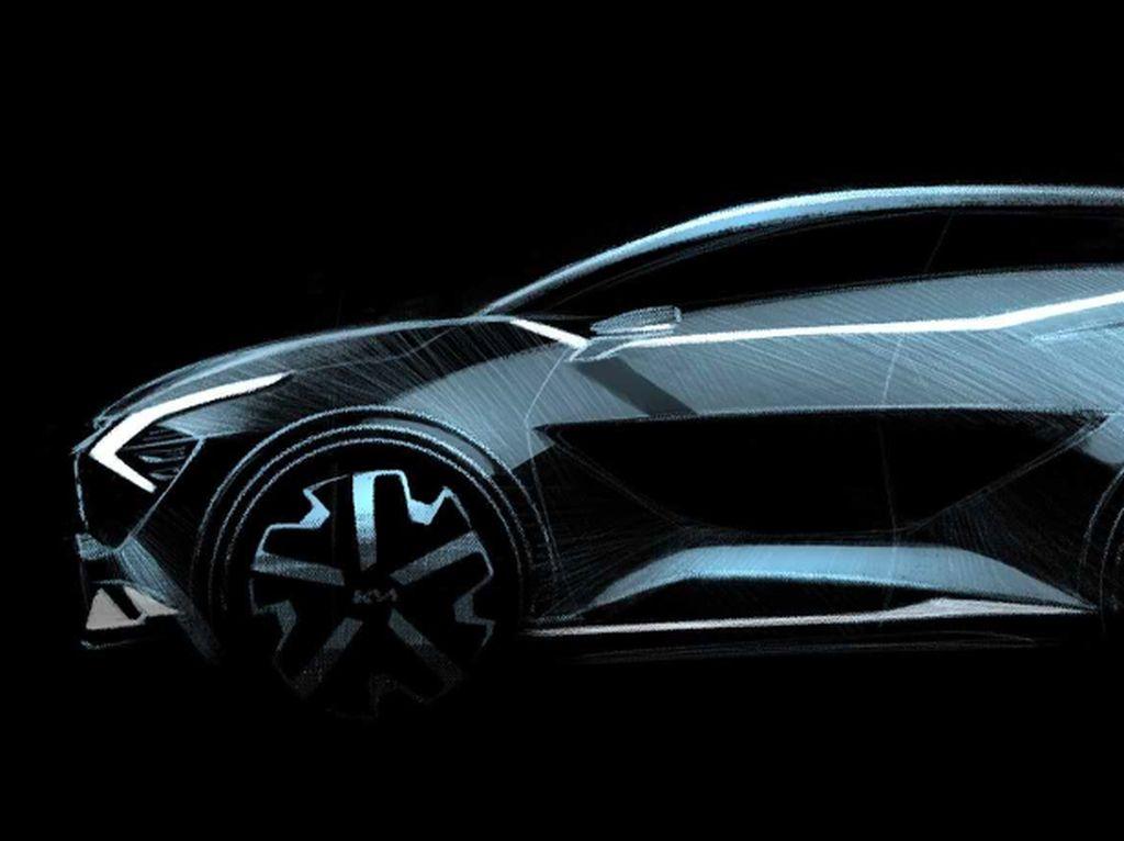 Ini Desain Kia Sportage Terbaru untuk Pasar Eropa