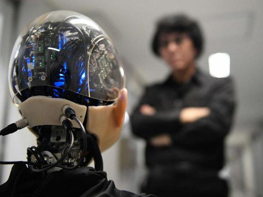 Mengapa Jepang Terobsesi dengan Robot Manusia?