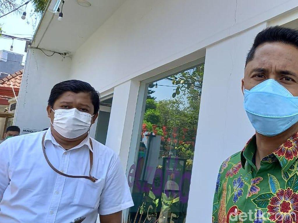 Datang ke Pengadilan, Hengky Kurniawan Siap Diperiksa Jadi Saksi Aa Umbara