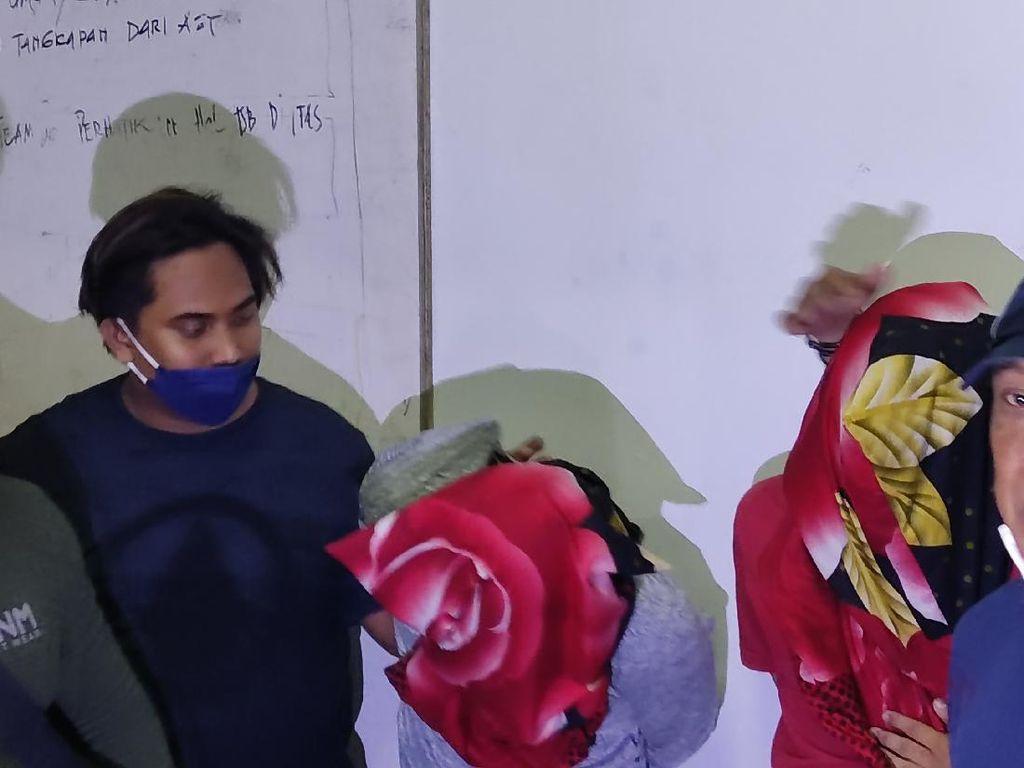 Polisi Buru Jaringan Sabu 40 Kg Sabu Senilai Rp 80 M di Makassar