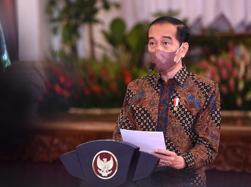 Di Hadapan Koalisi, Jokowi: Tingkat Kepercayaan ke Pemerintah Naik