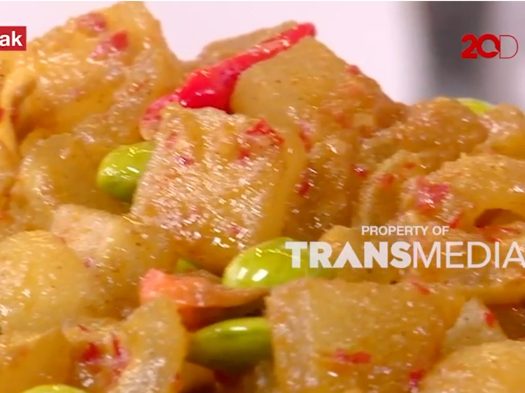 Masak Masak: Resep Kikil Sapi Sambal Pete yang Kenyal Pedas Nampol