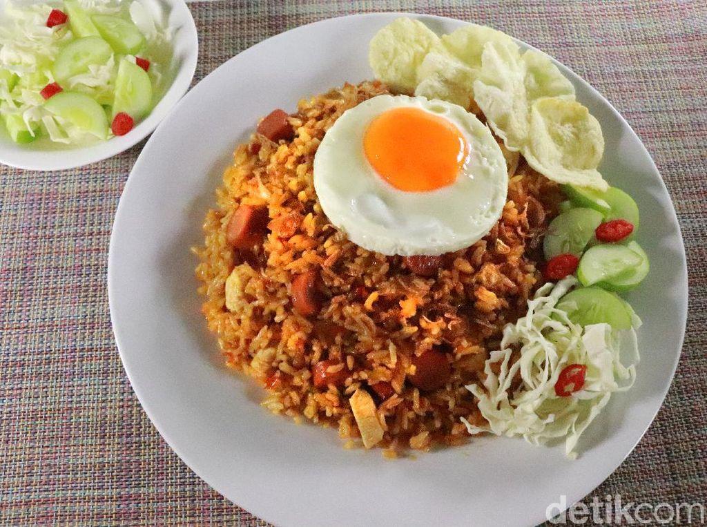 Resep Nasi Goreng Sosis yang Gurih dan Nikmat