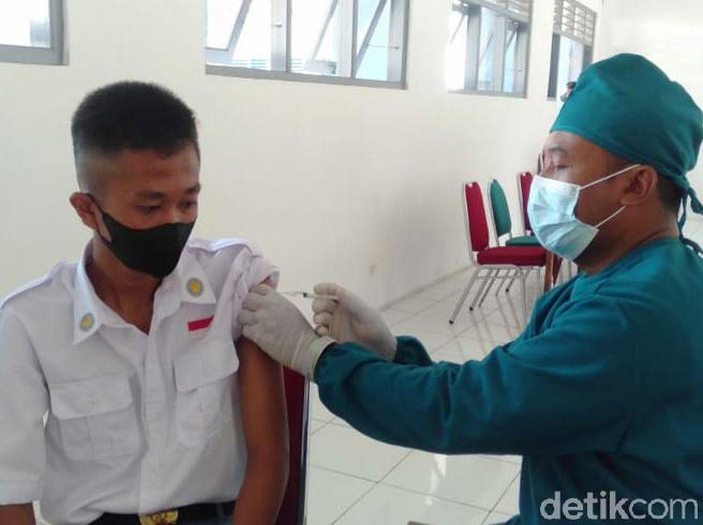 Dinkes Bantul Percepat Vaksinasi untuk Pelajar agar Siap Sekolah Tatap Muka