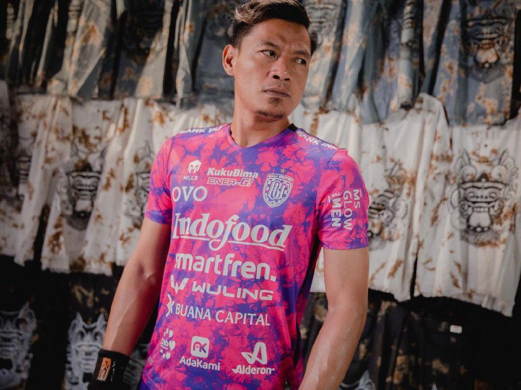 Liga 1 2021: Bali United Punya 19 Sponsor, Jersey pun Ramai