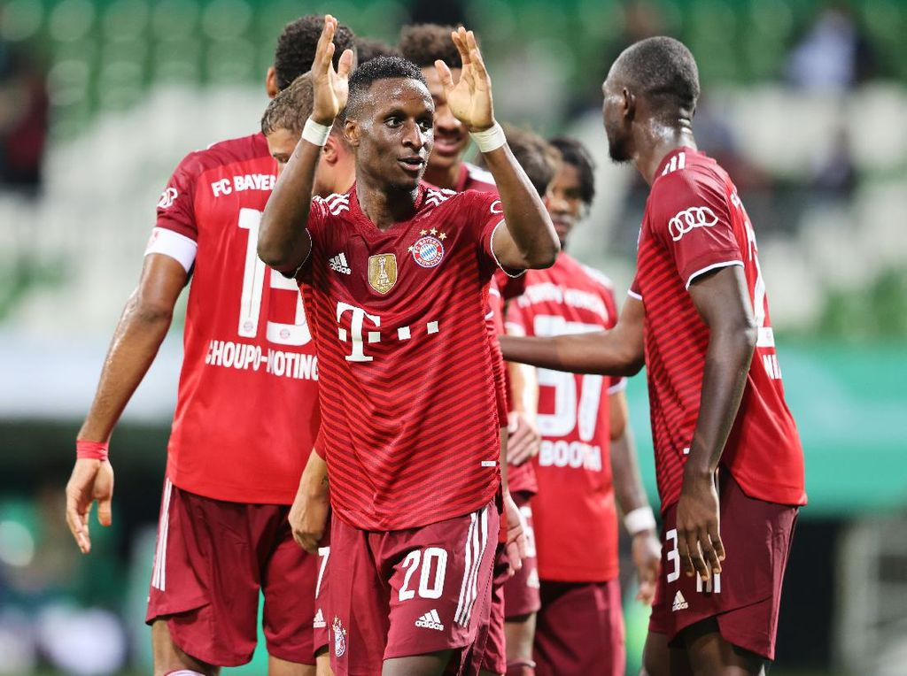 DFB Pokal: Bayern Bantai Klub Divisi 5 Jerman 12-0!