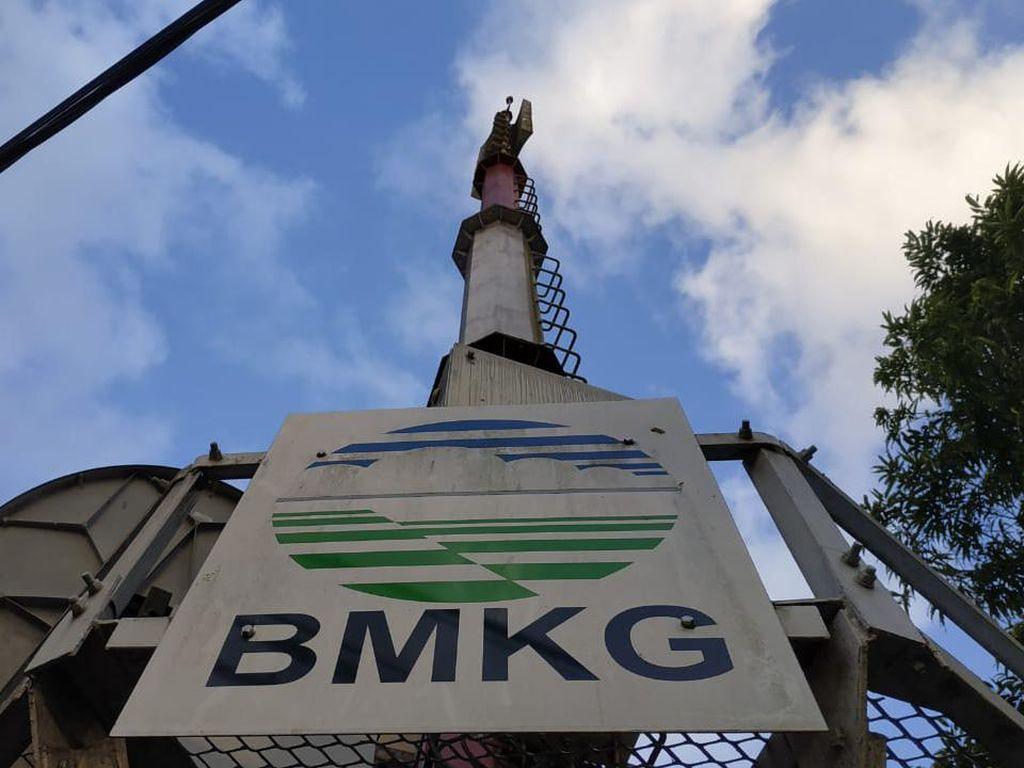 Perkuat Sistem Peringatan Tsunami, BMKG-ESDM Tukar Data-Informasi