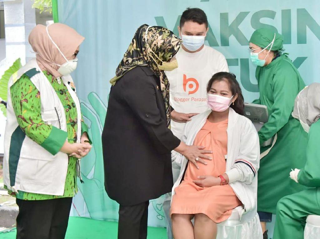 Pemkab Bogor Targetkan 120 Ribu Ibu Hamil Jalani Vaksinasi COVID-19