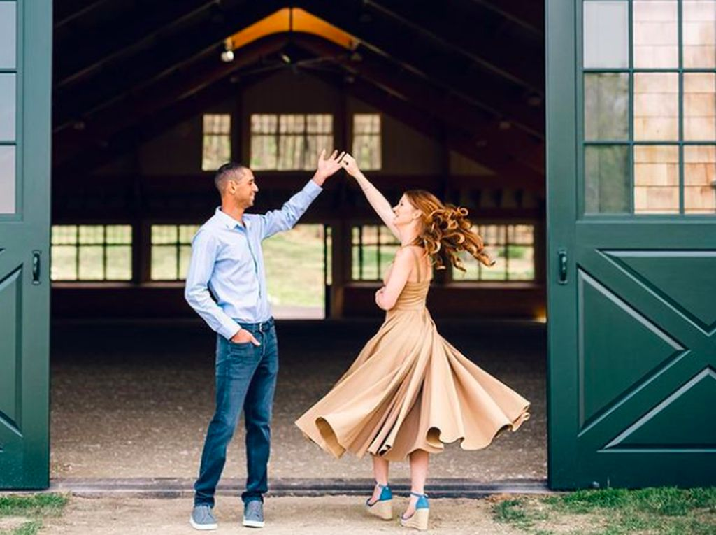 Kisah Cinta Jennifer Gates dan Nassar, Menikah Secara Islam