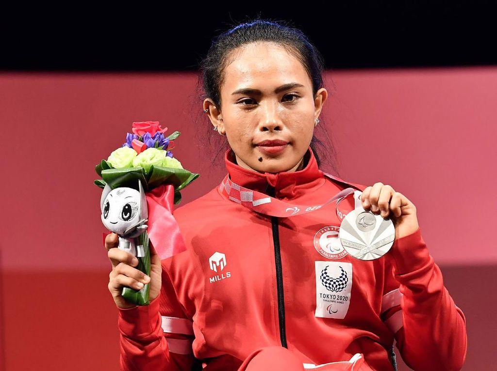 Ni Nengah Widiasih Raih Perak di Paralimpiade Tokyo, Dapat Bonus Berapa?