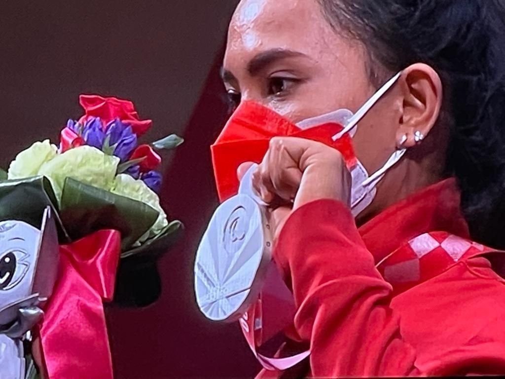 Kontingen RI Raih Medali Paralimpiade Tokyo, NPC: Puji Tuhan