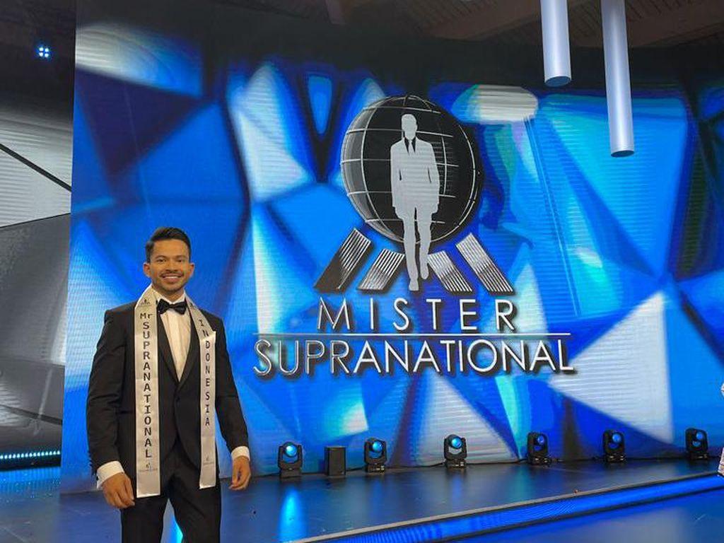 Pria L-Men 2020 Raih Top 10 di The 5th Mister Supranational Polandia