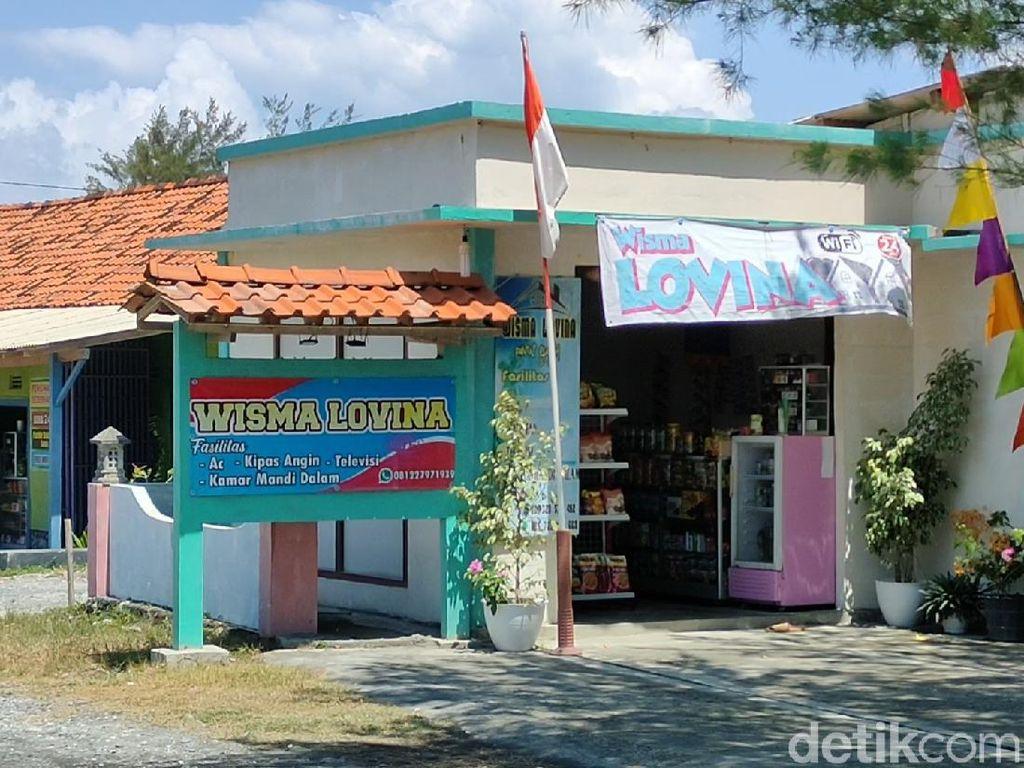 Pengusaha Penginapan di Pantai Glagah Ambyar, Gadai Motor demi Hidup
