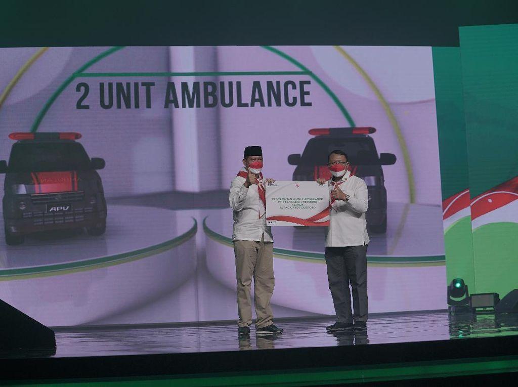 Pegadaian Beri Bantuan ke Tenaga Kesehatan Total Rp 2 Miliar