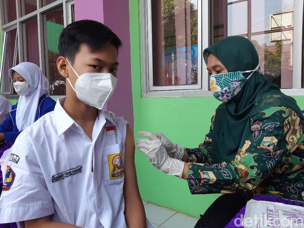 Sekolah Tatap Muka Digelar, KPAI Minta Percepatan Vaksinasi Anak