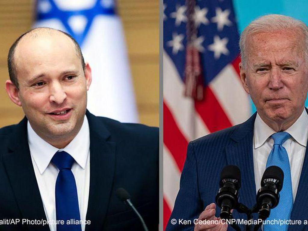PM Israel Bertemu Presiden AS di Tengah Berbagai Krisis Regional