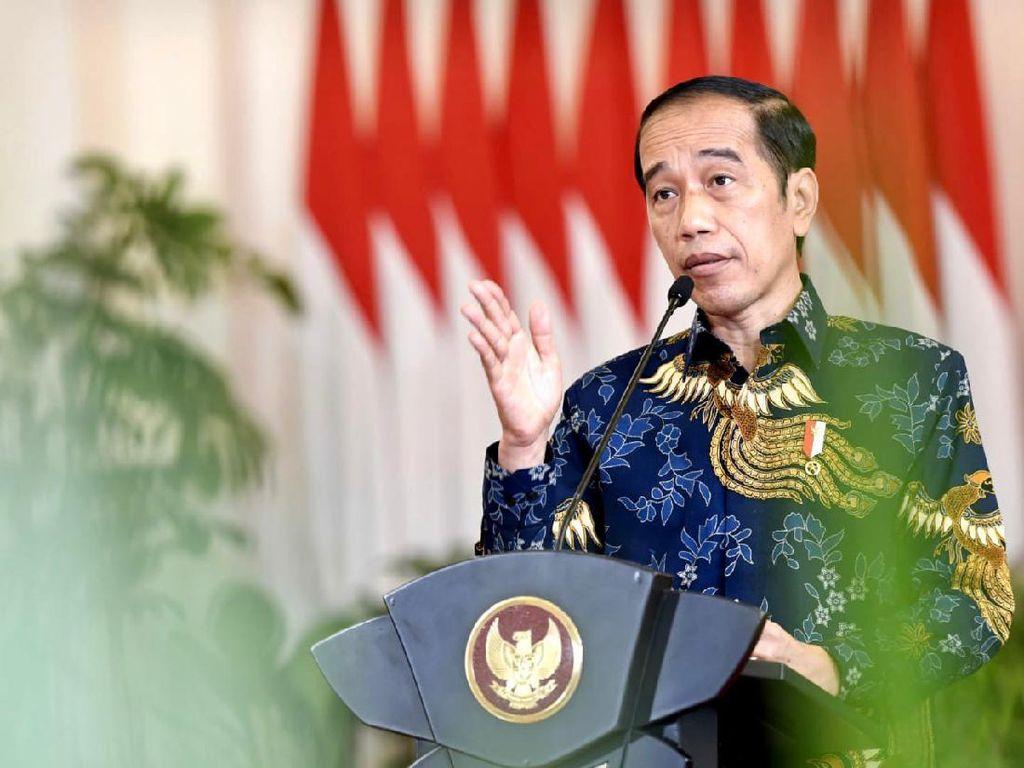 Bahaya Isu Amandemen Disambut Dukungan Perpanjangan Jabatan Jokowi