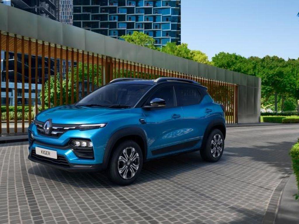 Spesifikasi Renault Kiger, Meluncur Sore Ini buat Jegal Raize-Rocky