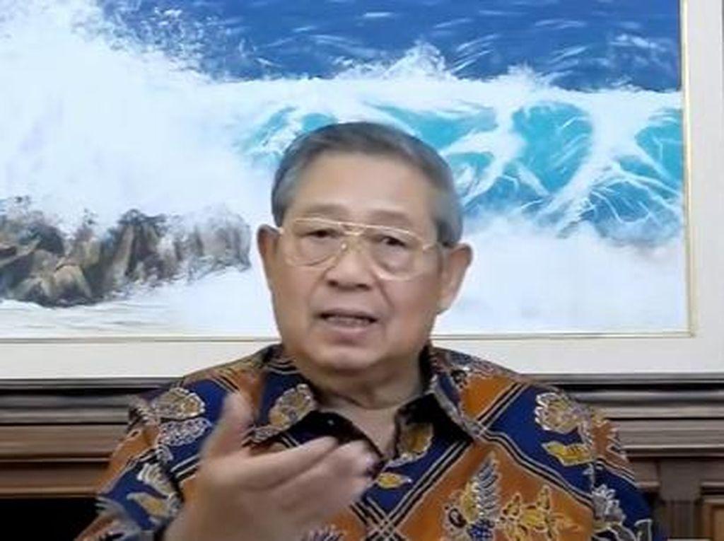 Saat SBY Bagikan Kiat Sukses ke Almamaternya SMAN 1 Pacitan