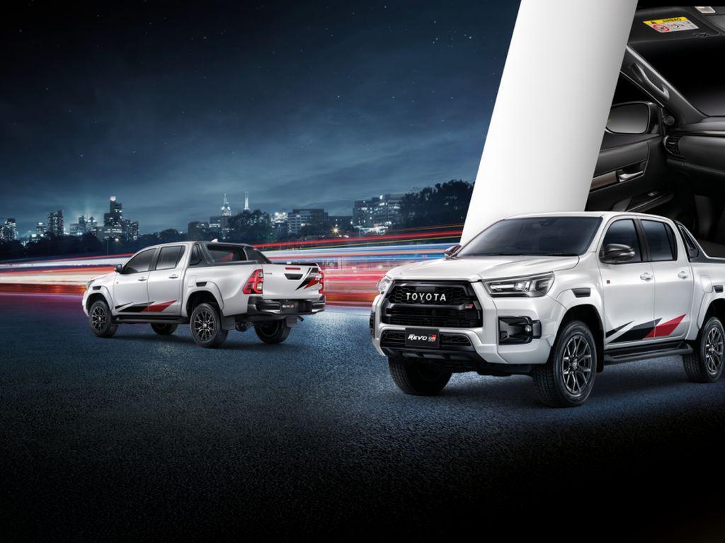 Ubahan Toyota Hilux GR Sport Nggak Nanggung: Tampilan Upgrade, Performa Nanjak