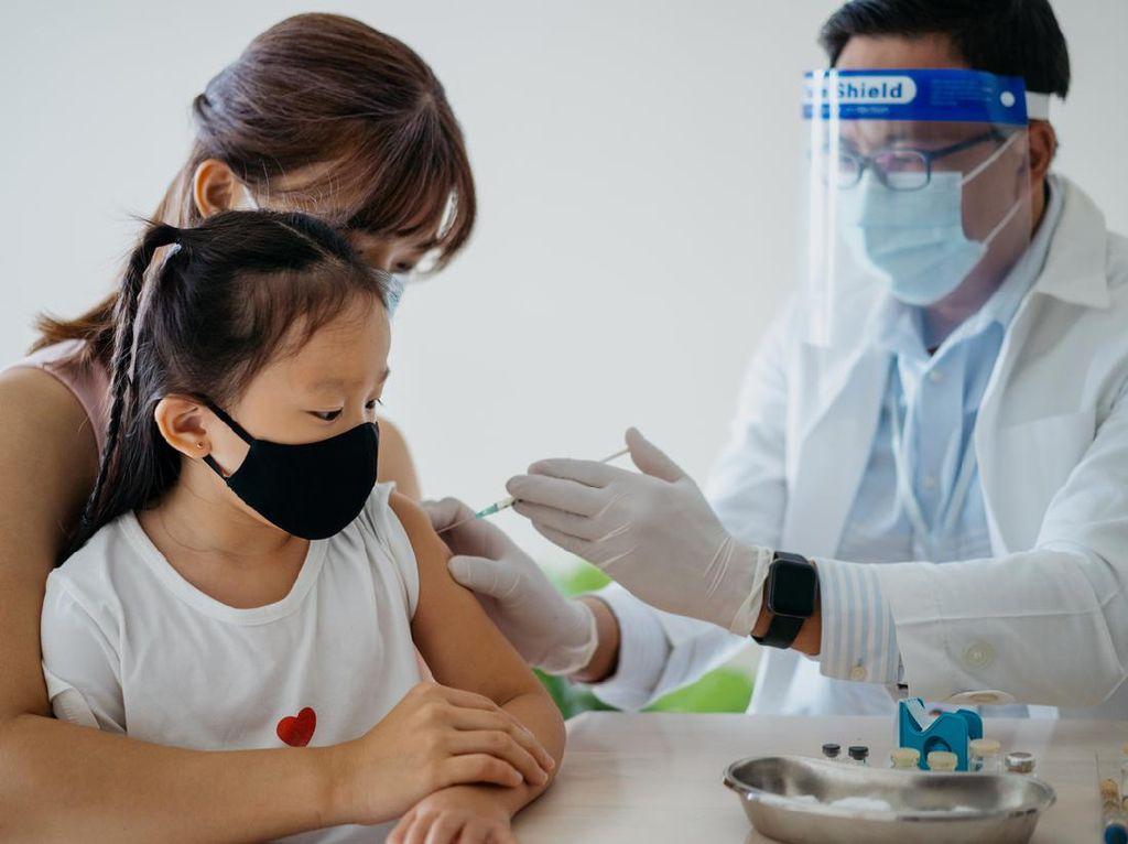 Tunda Vaksinasi Anak Jika Alami Kondisi Berikut Ini