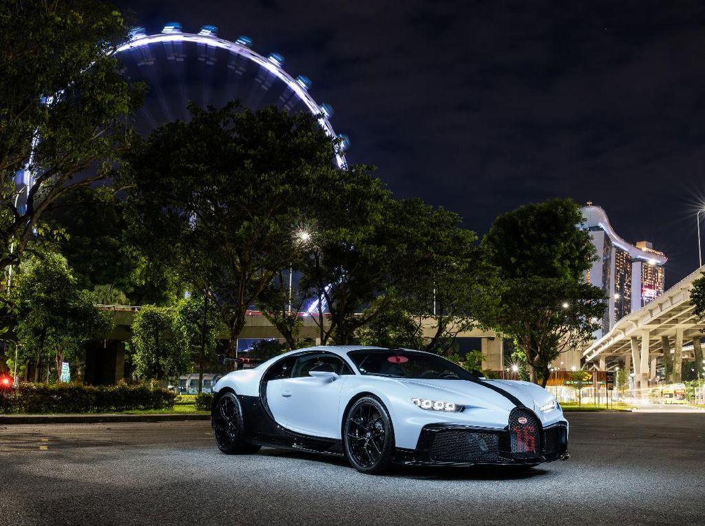 Bugatti Rp 53 Miliar Dijual di Singapura tapi Tak Bisa Dikendarai